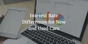 Loan Interest Rate Between New And Used Cars